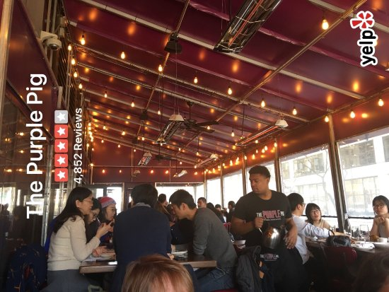 Photo of American Restaurant The Purple Pig at 500 N Michigan Ave, Ste. 130, Chicago, IL 60611, United States
