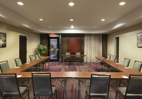 Courtyard Greensboro Airport: Meeting Room -U Shaped Set-up