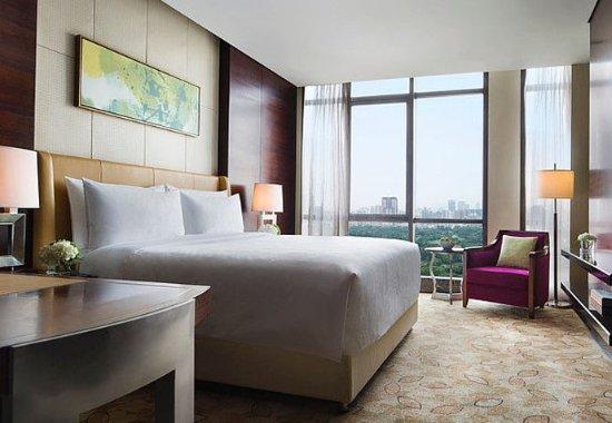 جيه دابليو ماريوت هوتل شينزين: Executive Room - King Bed