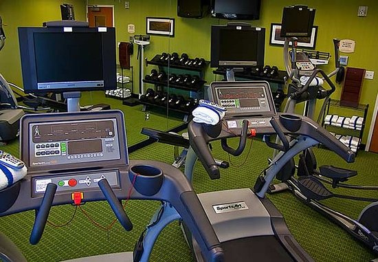 Fairfield Inn & Suites Tampa Fairgrounds/Casino: Fitness Center