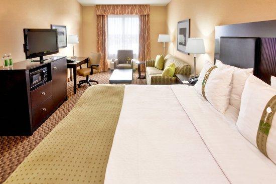 هوليداي إن هوتل آند سويتس ممفيس وولف: King Bed Guest Room with Sofa