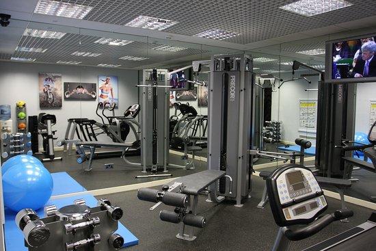 Hotel Indigo London-Paddington: Gym