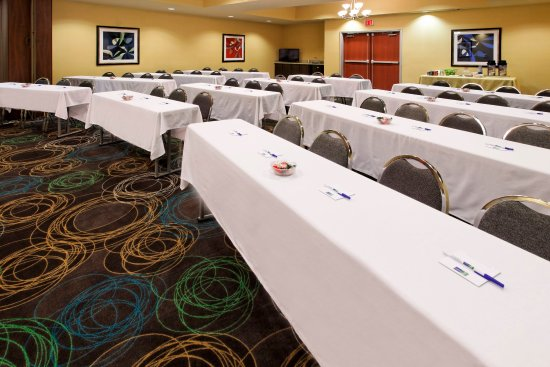 Holiday Inn Express Hotel & Suites Weatherford: Weatherford Hotel Meeting Room