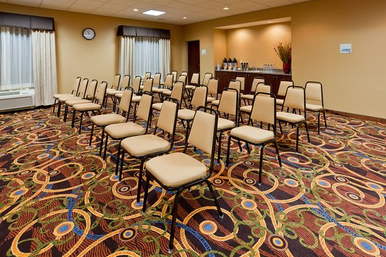 White Haven, PA: We can configure our room to your special needs.