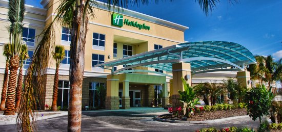 Holiday Inn Daytona Beach LPGA Blvd: Hotel Exterior