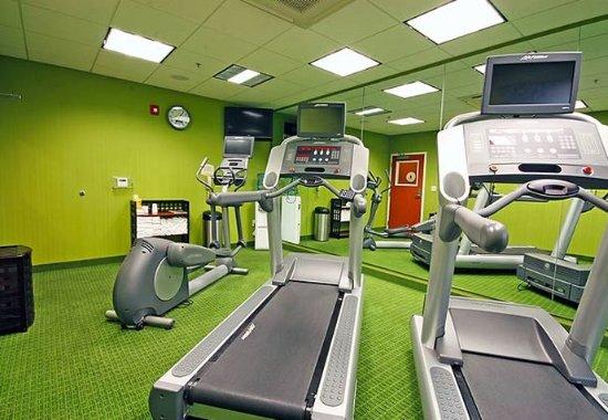 Fairfield Inn & Suites Turlock : Fitness Center