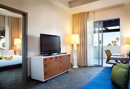 Kimpton Shorebreak Hotel: Oceanfront two Bedroom Suite