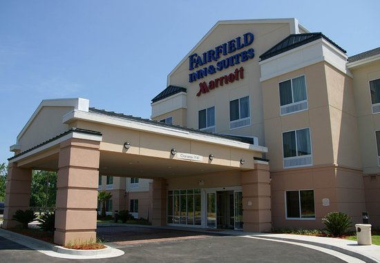 Fairfield Inn & Suites Milledgeville: Exterior