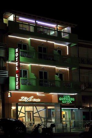 Life Boutique Hotel: Exterior