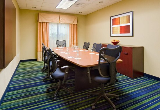 Fairfield Inn & Suites Austin North/Parmer Lane: Boardroom