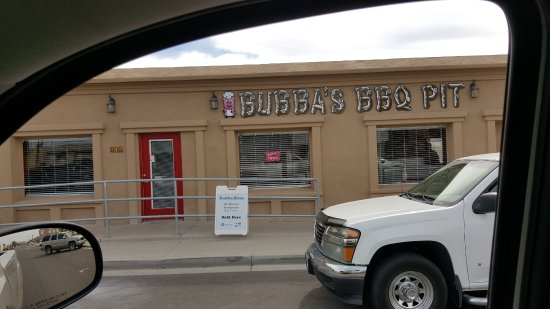 Coolidge, AZ: Bubba's BBQ Pit