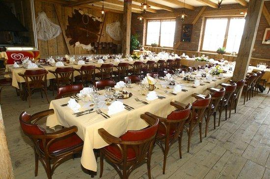 Kromeriz, Republika Czeska: Restaurant