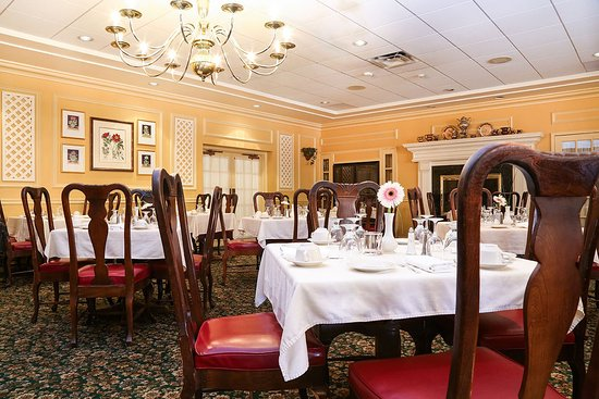 Williamstown, MA: Dining room