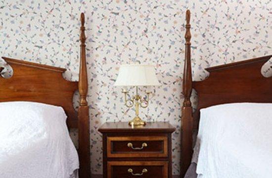 Williamstown, Μασαχουσέτη: Double Double Room