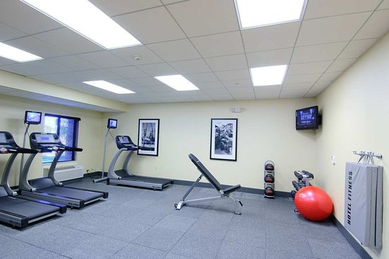 West Sacramento, CA: Fitness Center