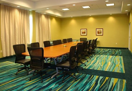 Rosenberg, TX: Longhorn Room - Conference Style Set Up