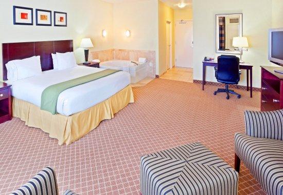 Chehalis, واشنطن: Jacuzzi Suite