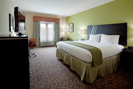 Holiday Inn Express Hotel & Suites Clemson - Univ Area: Single Bed Guest Room