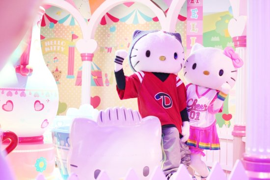 THE 10 CLOSEST Hotels To Sanrio Hello Kitty Town