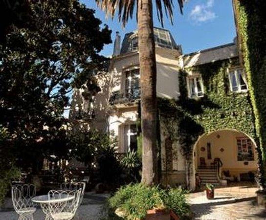 Facade picture of casa pairal collioure tripadvisor - Casa pairal collioure ...