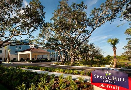 SpringHill Suites Vero Beach: Entrance