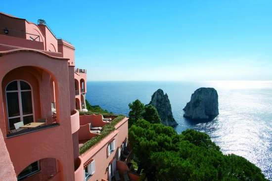 Punta Tragara Updated 2017 Prices Amp Hotel Reviews Capri