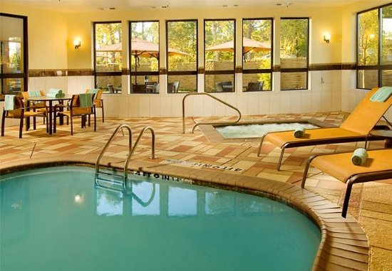 Lufkin, TX: Indoor Pool