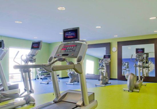 SpringHill Suites Charlotte Ballantyne Area: Fitness Center