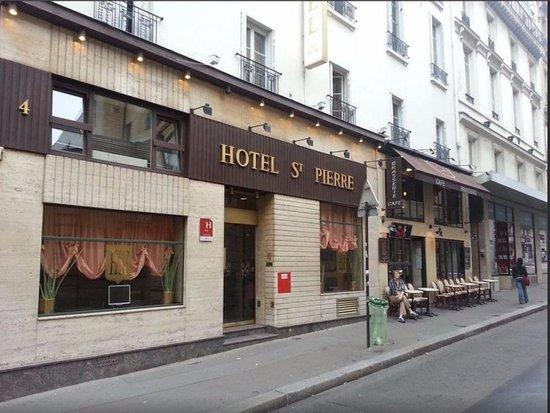 Hotel Saint Pierre: Exterior