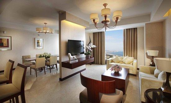 Yantai, China: Service Apartment