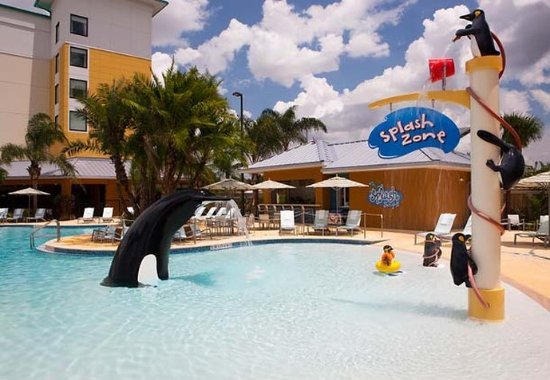SpringHill Suites Orlando at SeaWorldR: Splash Zone