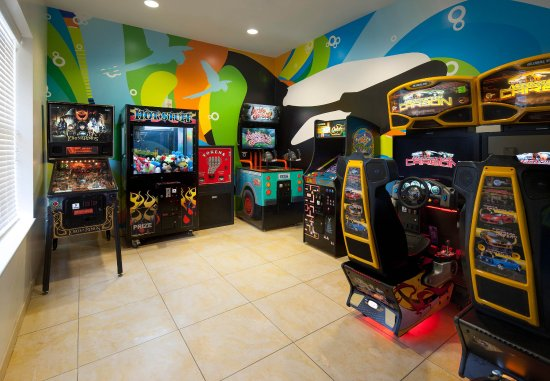 SpringHill Suites Orlando at SeaWorldR: Game Room
