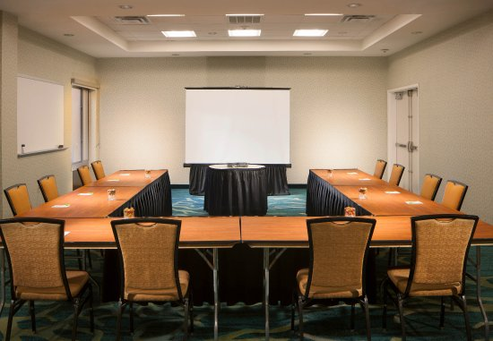 SpringHill Suites Orlando at SeaWorldR: Dolphin Meeting Room