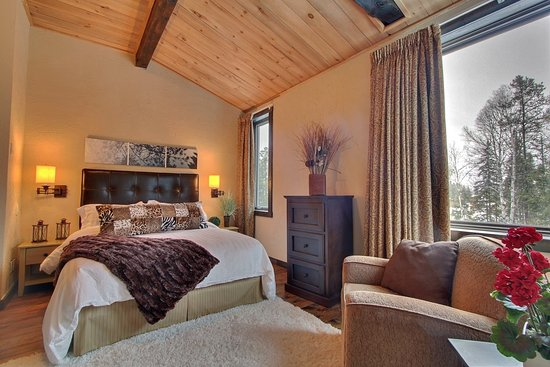 Saint Michel des Saints, Canada: Guest room