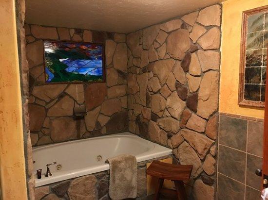 Avila Beach, Californien: Owner Suite Tub