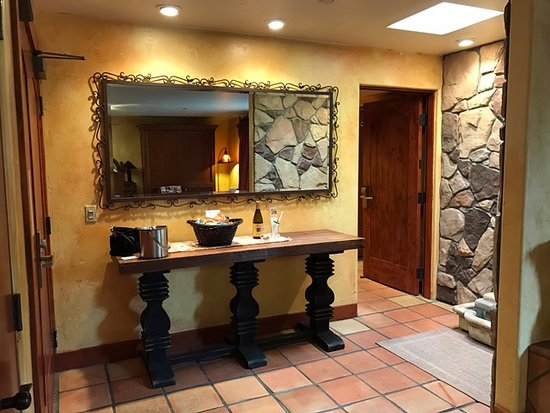 Avila Beach, Californien: Owner Suite Entry
