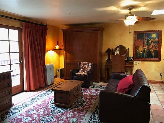 Avila Beach, Californien: Owner Suite Sitting Area