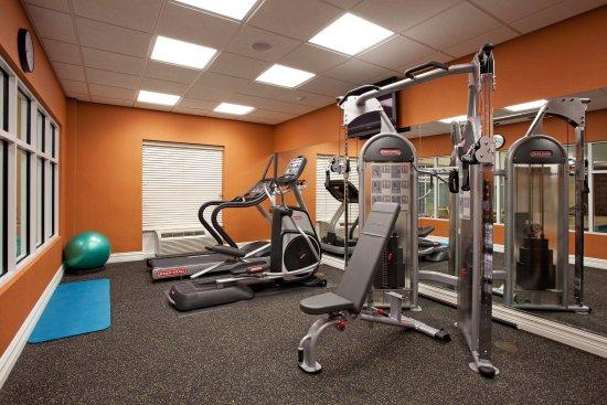 Newberry, Karolina Południowa: Fitness Center