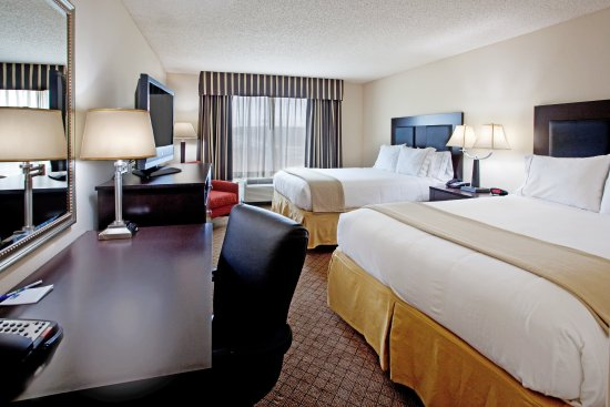 Newberry South Carolina Hotel Two Queen Standard Room