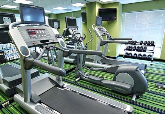 Fairfield Inn & Suites Lexington North: Fitness Center