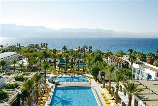 ישרוטל מלון ים סוף אילת
