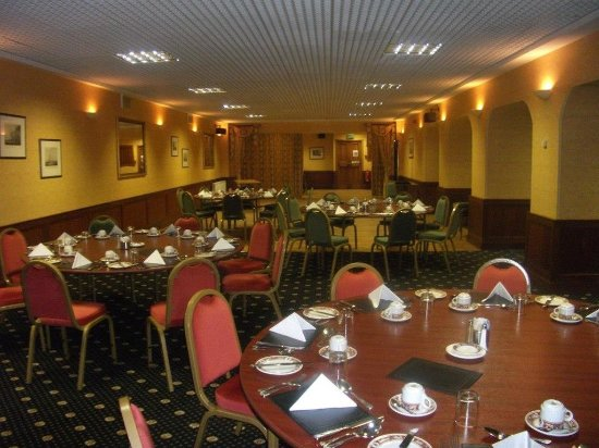 Thurso, UK: Meeting room