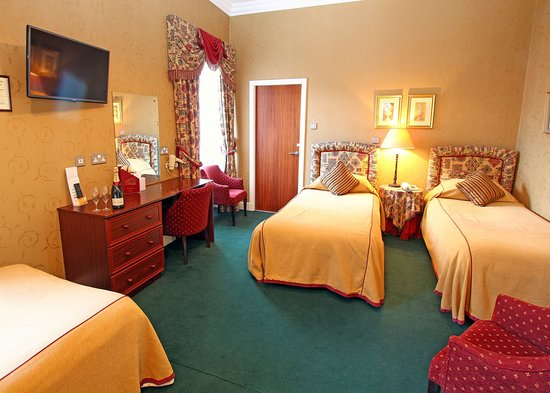 Thurso, UK: Triple Room