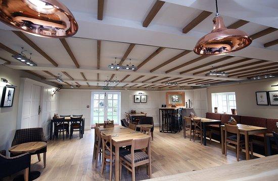 Leasowe Castle Hotel: Breakfast Room