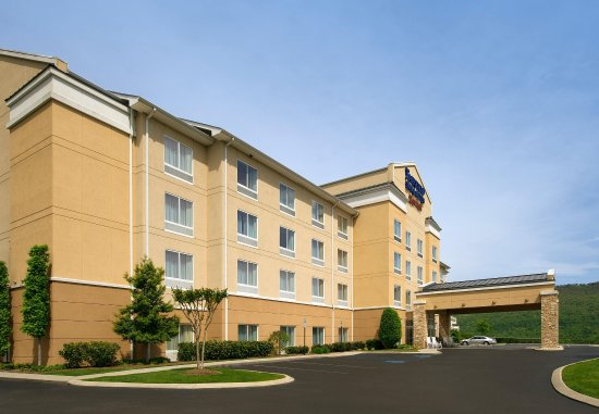 Fairfield Inn & Suites Chattanooga I-24/Lookout Mountain: Entrance