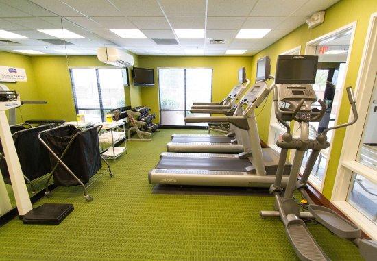 Santa Maria, Californië: Fitness Center