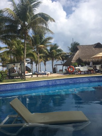 Beautiful resort and awesome food