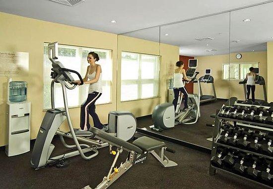 Gilford, Nueva Hampshire: Exercise Room