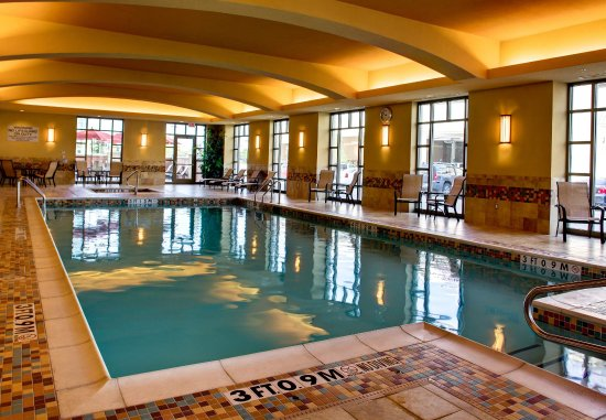Allen, TX: Indoor Pool
