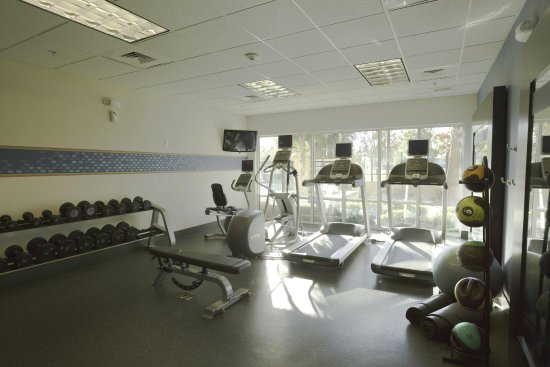 Suisun City, Californien: 24-Hour Fitness Center